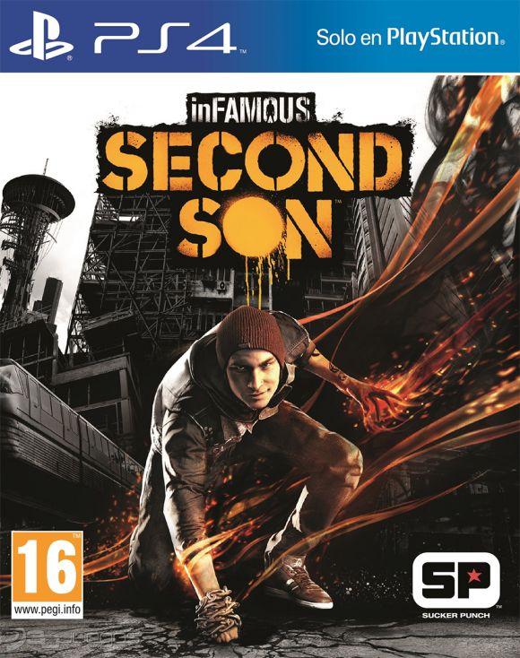 Infamous Second Son: El primer vende consolas.