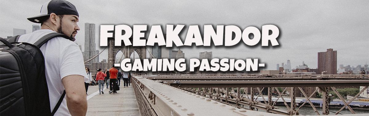 Freakandor Gamer