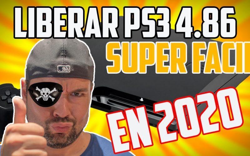 Liberar PS3 4.86